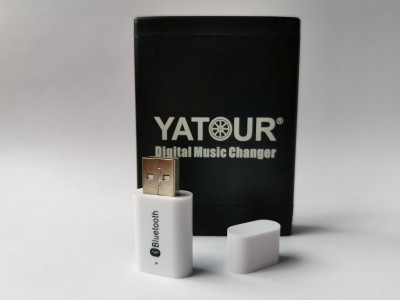 YATOUR YT-M06 (2 ценовая категория)+ A2DP BLUETOOTH адаптер