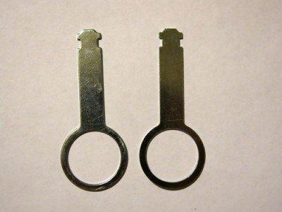 Инструмент для снятия магнитол  тип А
